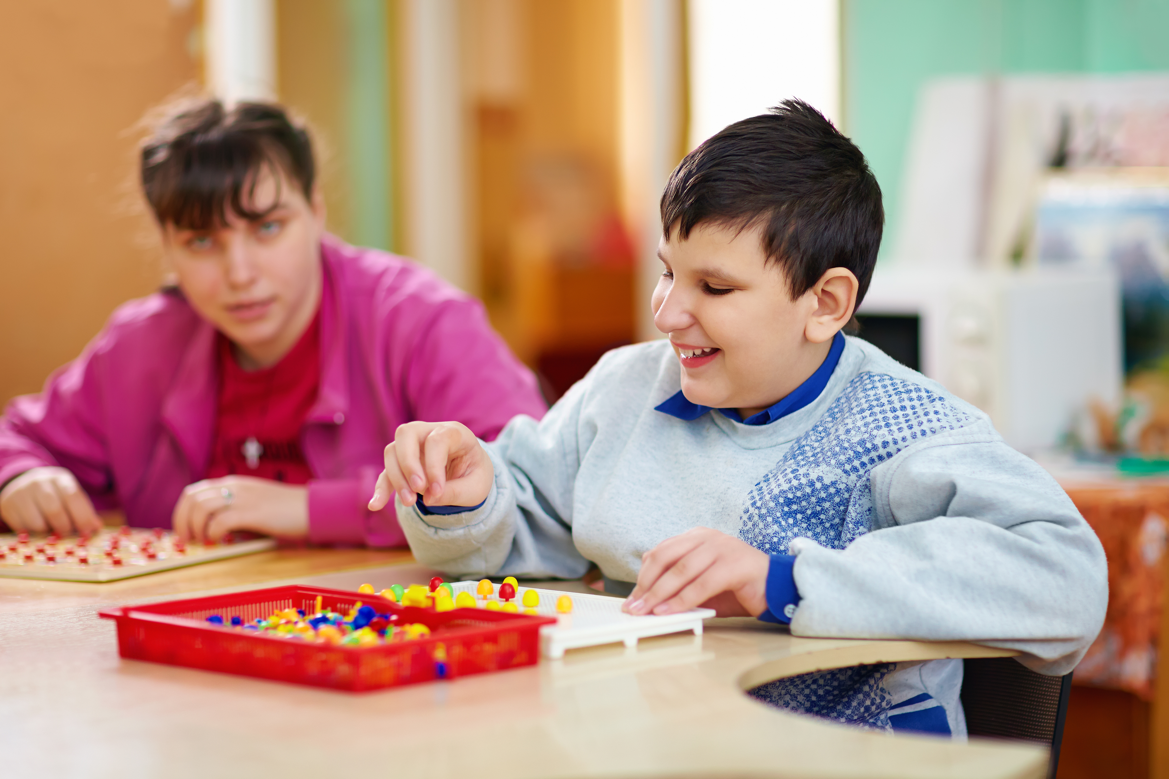 supporting disabled children When we present the teacher toolbox on how to adapt a classroom for children with special needs, we provide resources for behavior management plans, literacy tools, and the materials to create everything in your classroom.